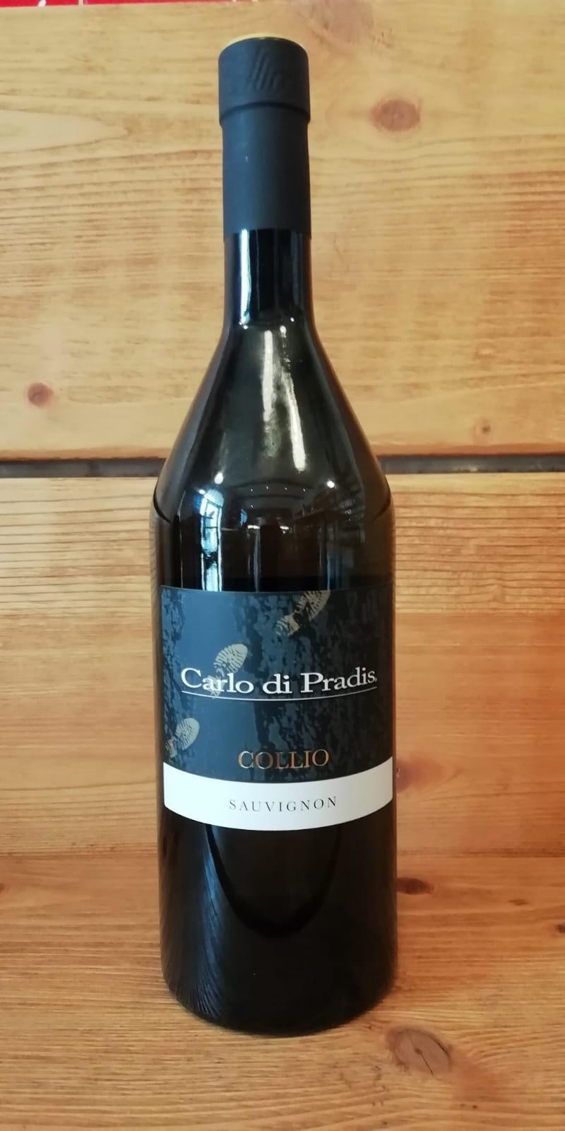 Sauvignon COLLIO - Carlo di Pradis - 2018 0,75l