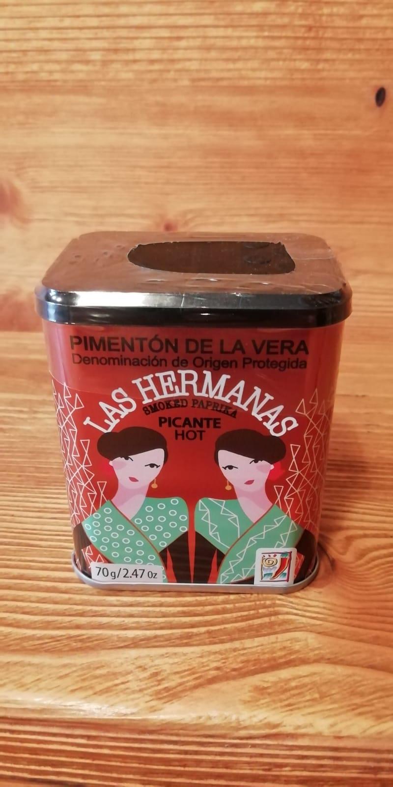 Paprika španělsko uzená pikant