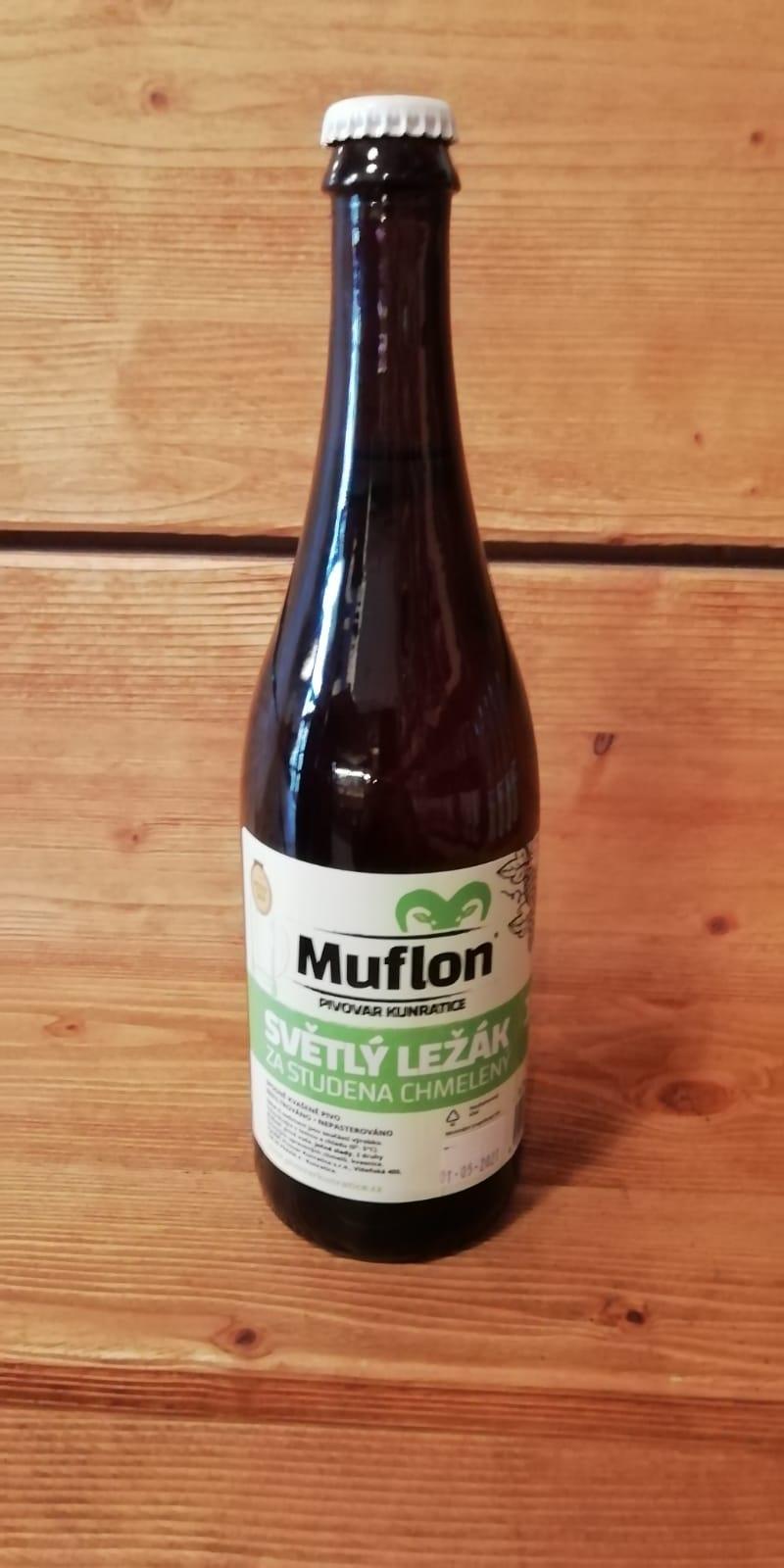 Muflon 0,7l
